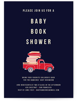 Baby Book Shower